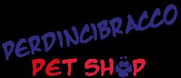 Perdincibracco Pet Shop Retina Logo